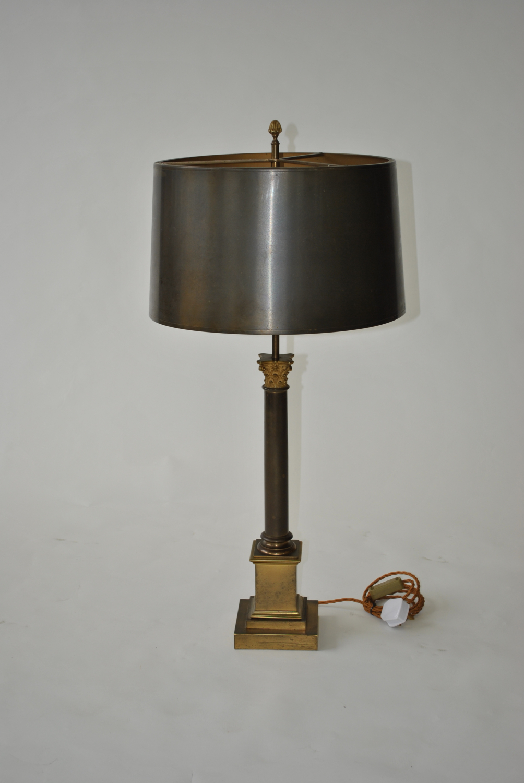Maison Charles Column Lamp
