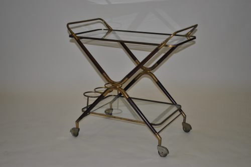 Italian Serving / Cocktail Trolley