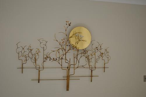 Setting Sun Wall Sculpture