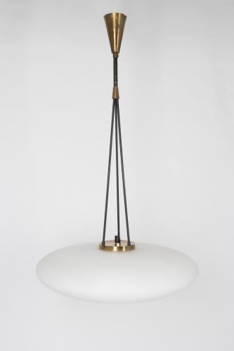 White Hanging Light