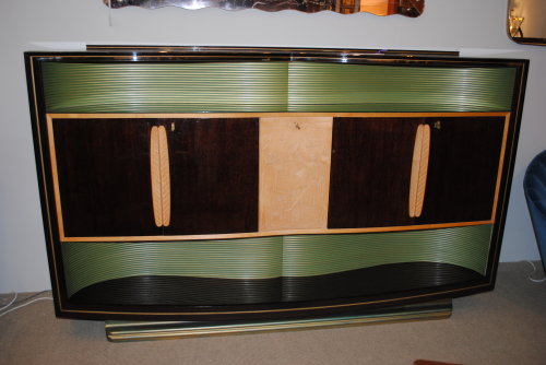 Italian 1950`s sideboard by Dassi