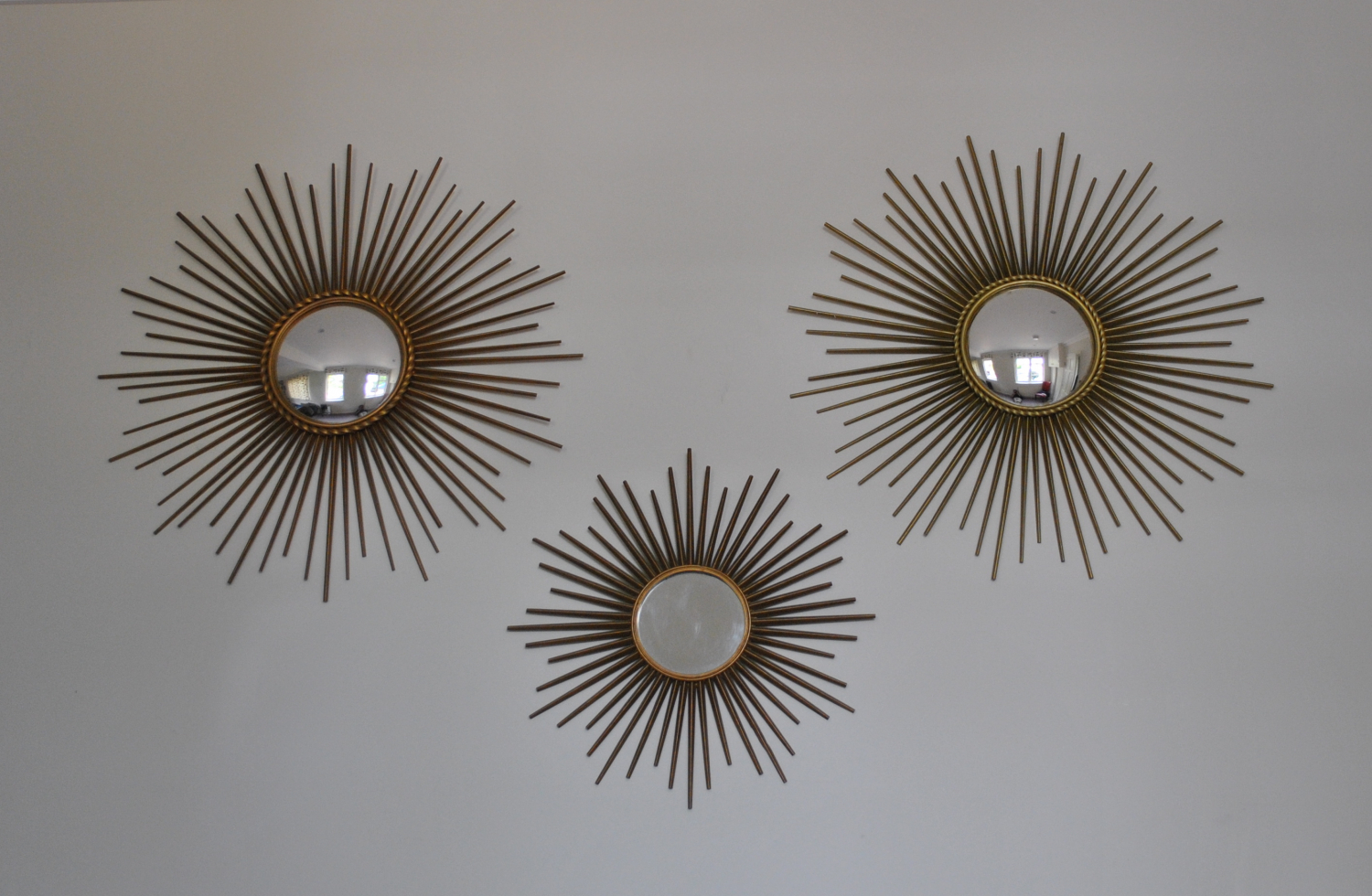 Vallauris Sunburst Mirrors