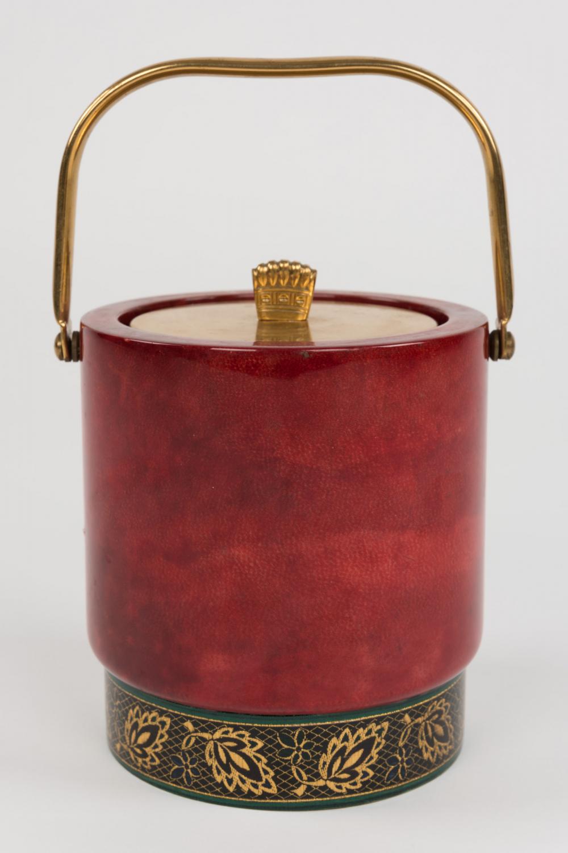Goatskin ice Bucket