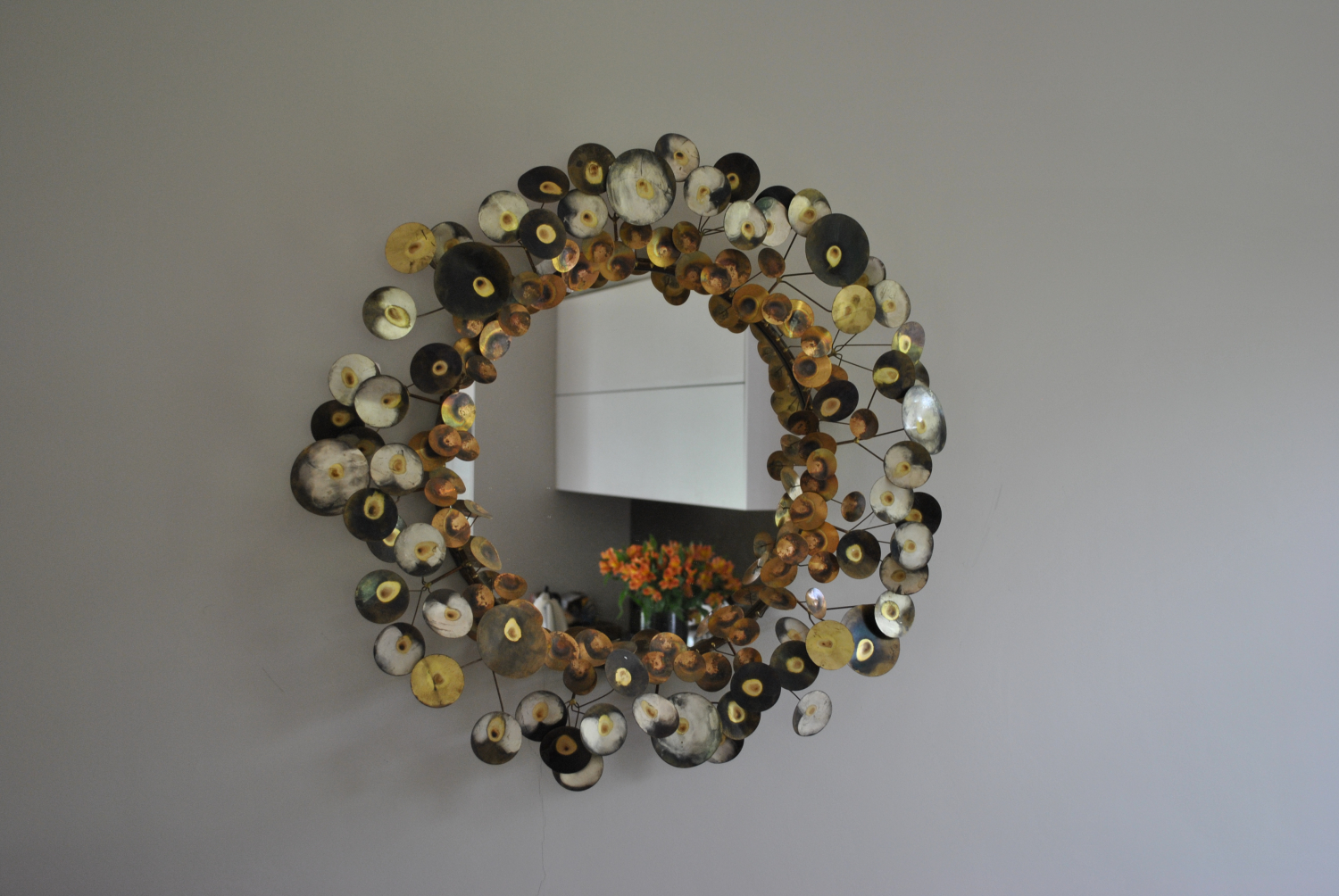Curtis Jere Wall Mirror
