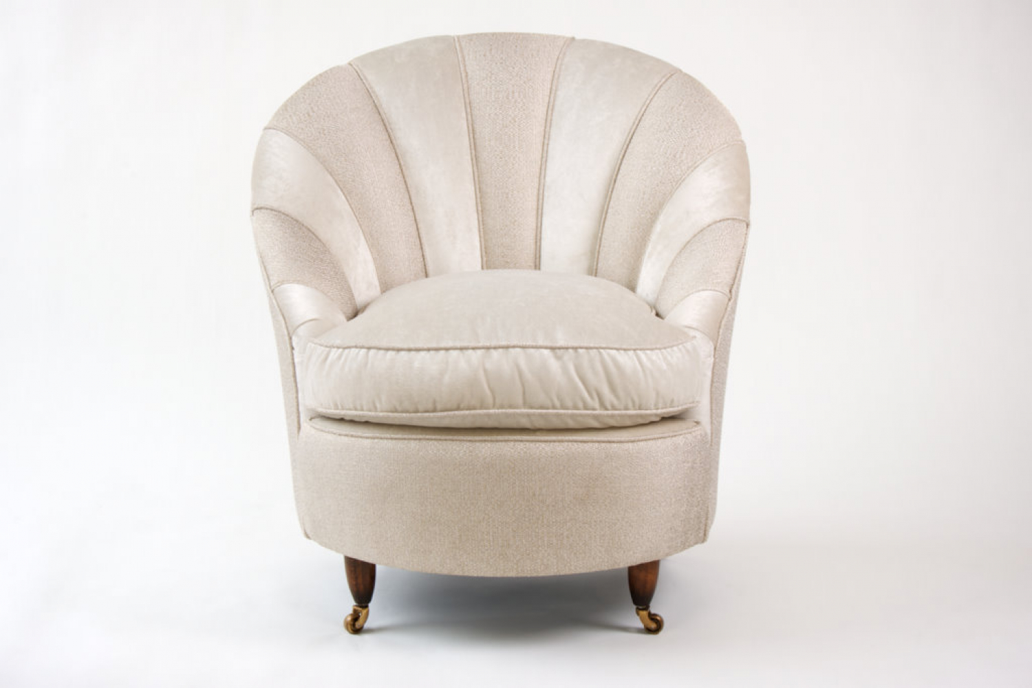 Art Deco Shell Chair