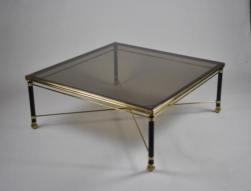Gilt Metal Coffee table