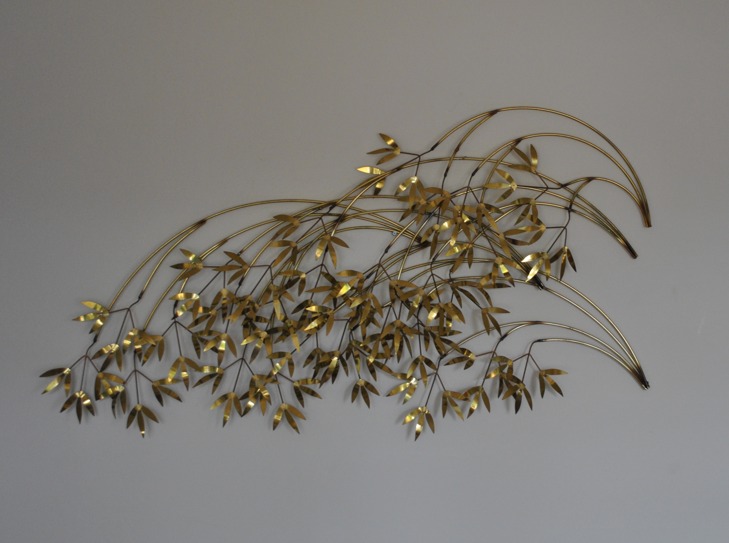 Branches & Leaves Wall Sculpture