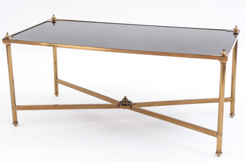French coffee table by Maison Jansen