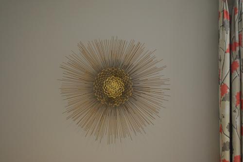 Sunburst Wall Sculpture