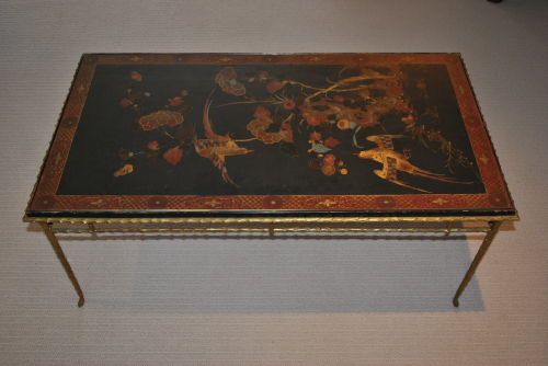 Maison Bagues Lacquered Table
