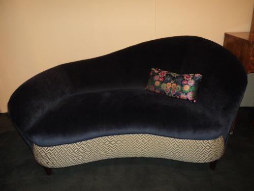 1950`s Italian Sculpted Sofa