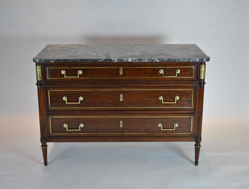 Directoire commode / chest of drawers