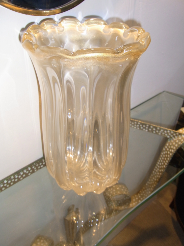 Toso Murano Vase