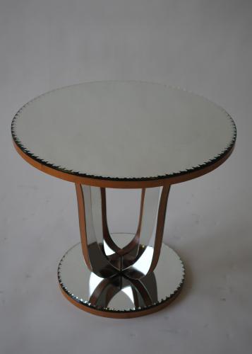 Art Deco Tulip table