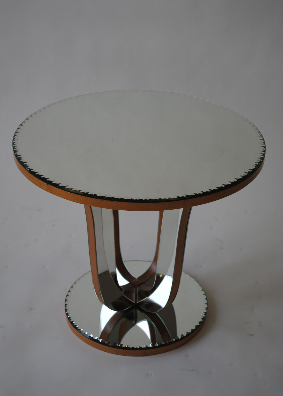 Art Deco Tulip table