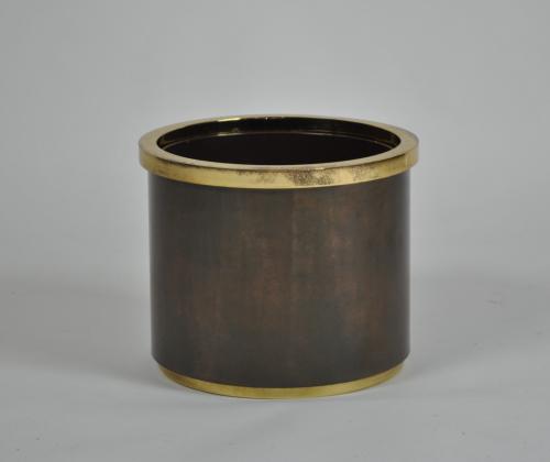 Brass& Metal Plant Pot Holder