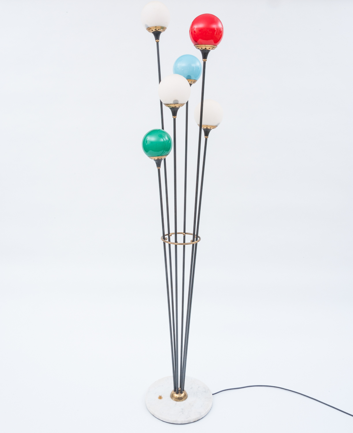 Coloured Floor Lamp