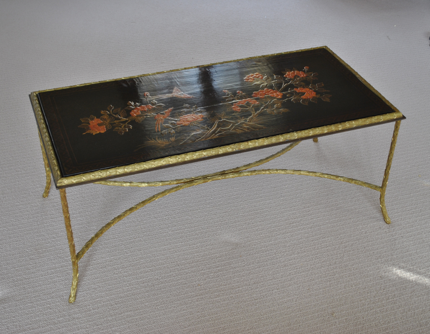 Chinoiserie Table by Maison Bagues