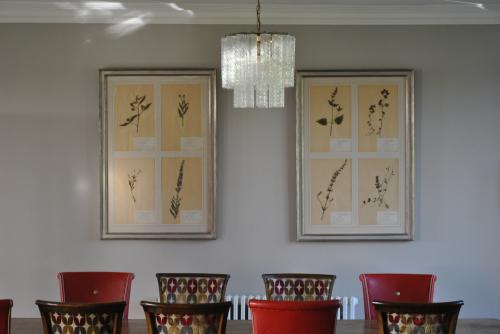 Framed pressed herb pictures - Rectangular