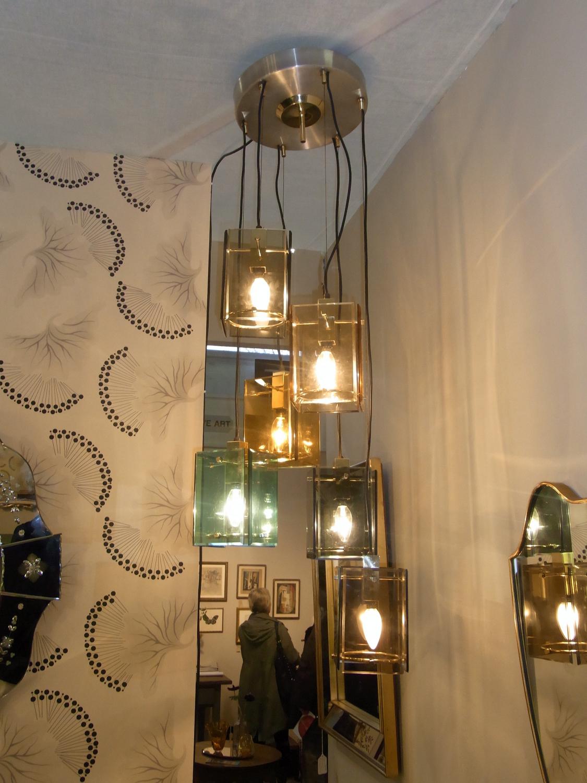 70`s Italian chandelier