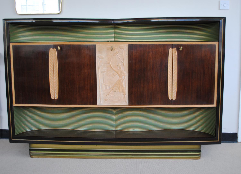 1950`s Italian Cabinet / Sideboard