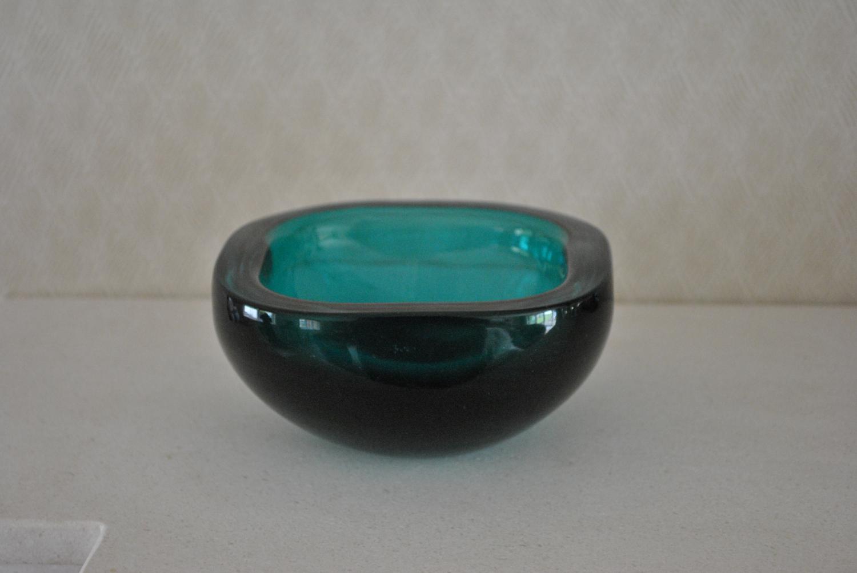 Blue Cenedese Dish