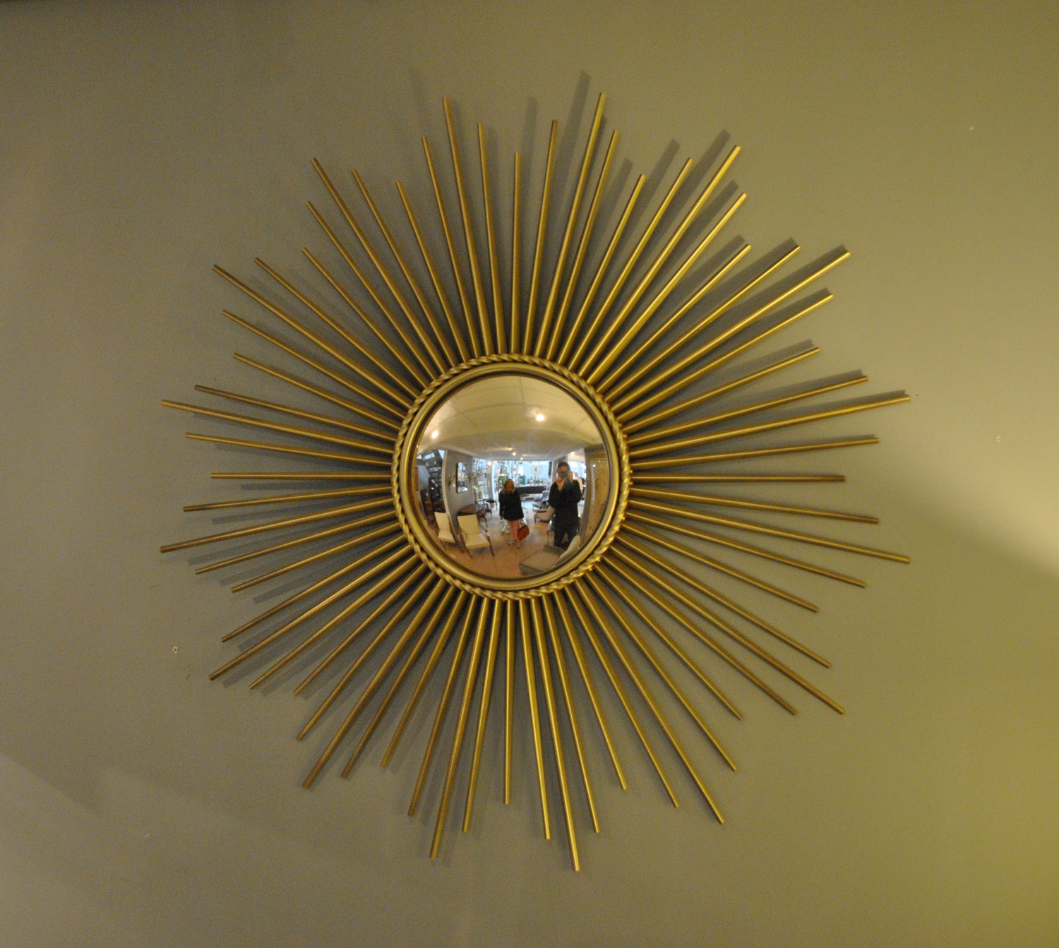 Vallauris Sunburst Mirror 2