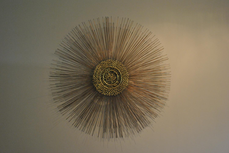 Copper Sunburst