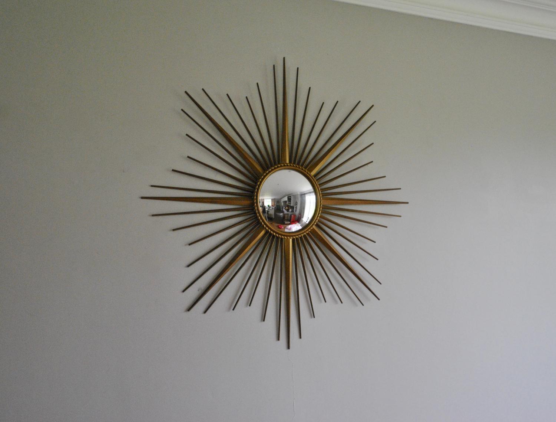 Sunburst / starburst mirror