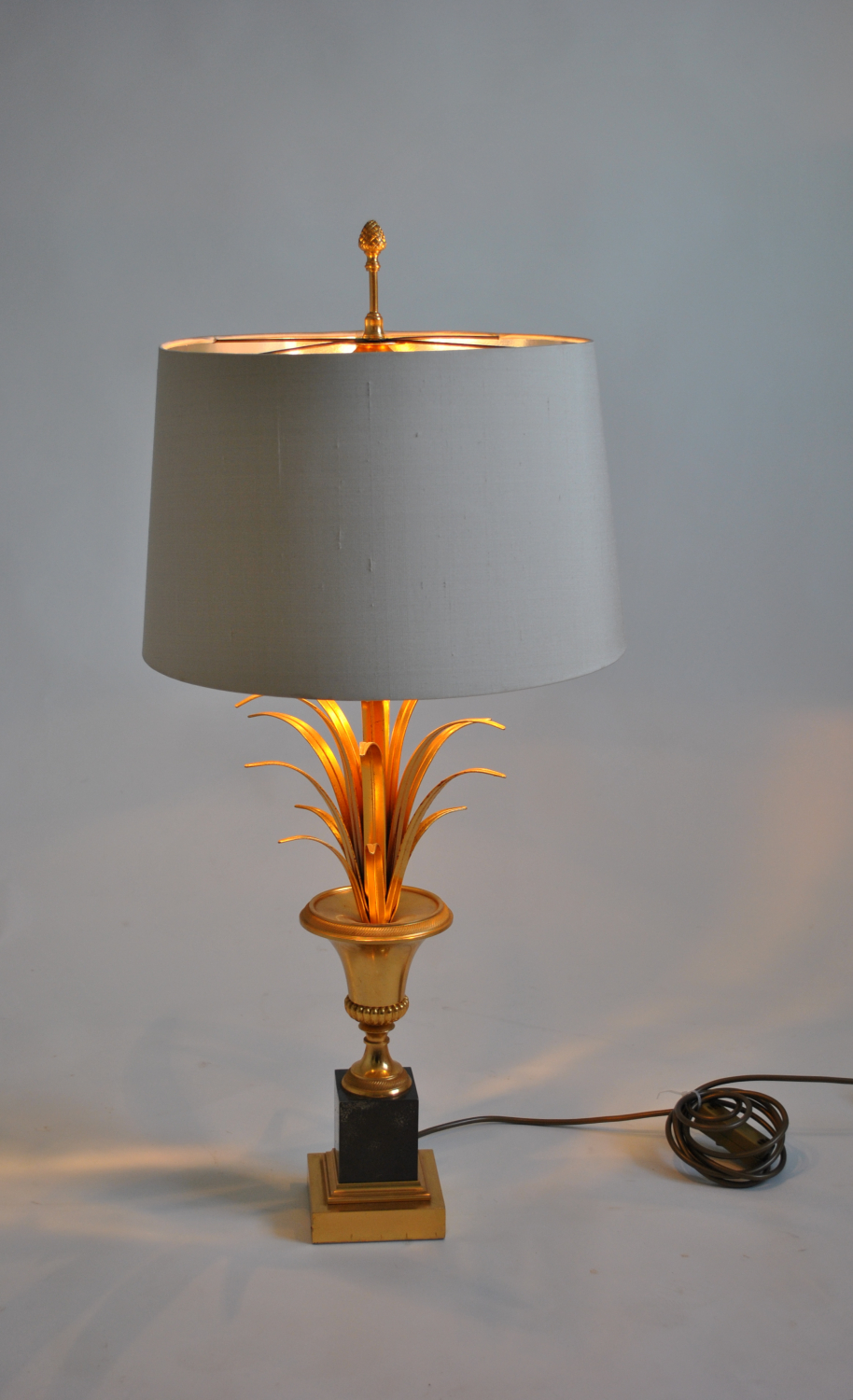 Gilt Table Lamp