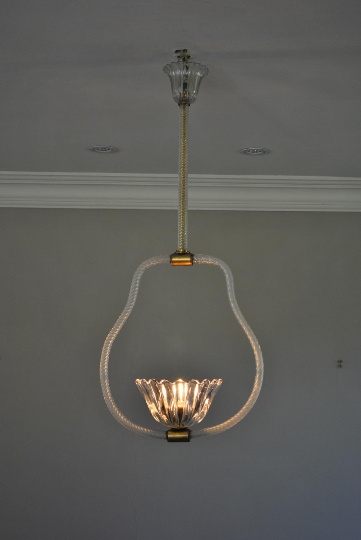Barovier Murano chandelier