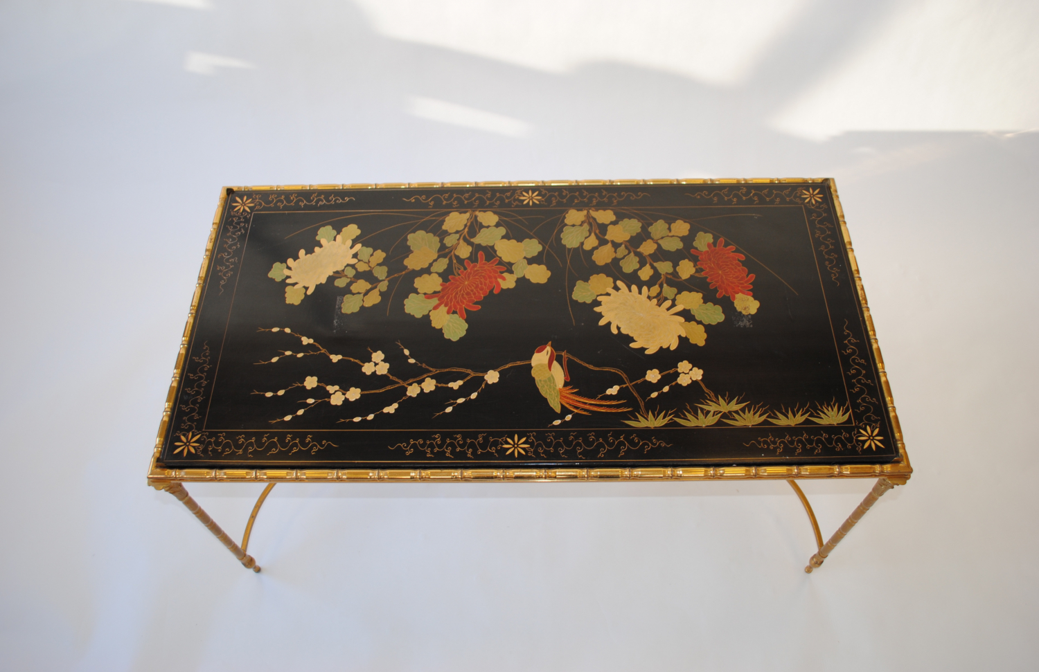 Maison Bagues Lacquered  Coffee Table