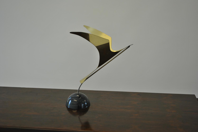 Bird Table Sculpture