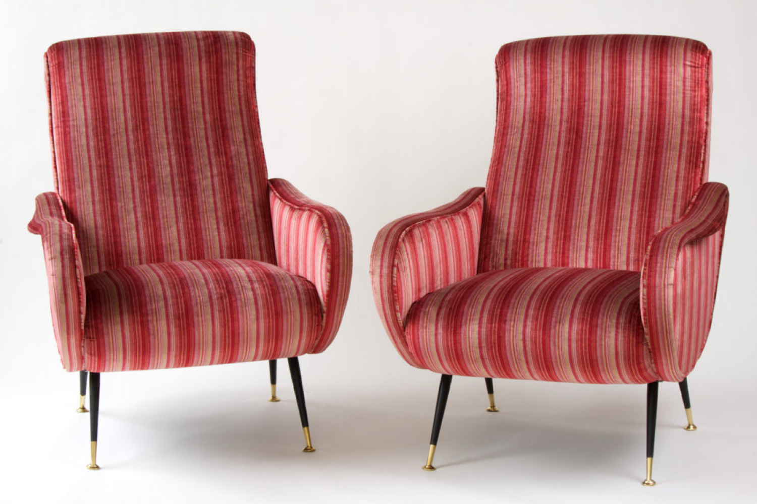 Italian 1950`s Lady Chairs