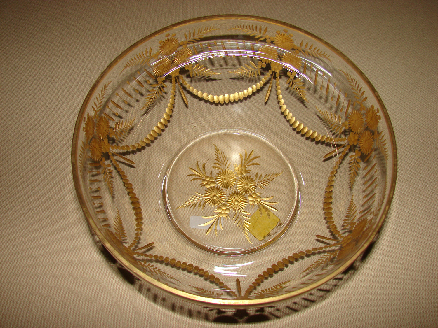 Art Nouveau bowl from 1900