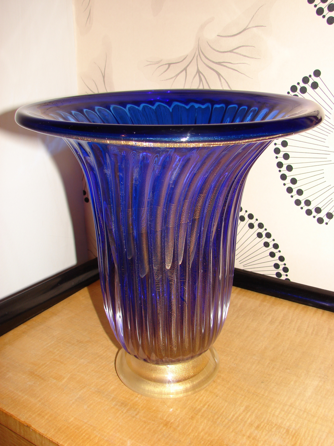 Toso Murano Vase (large).