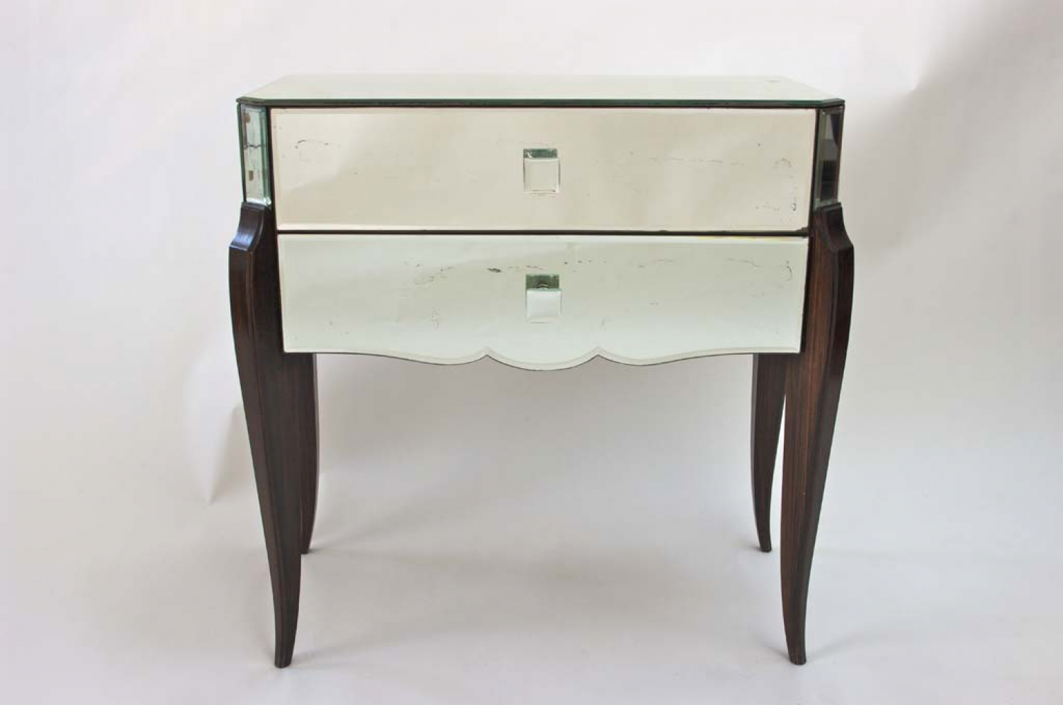 Art Deco Mirrored Cabinet