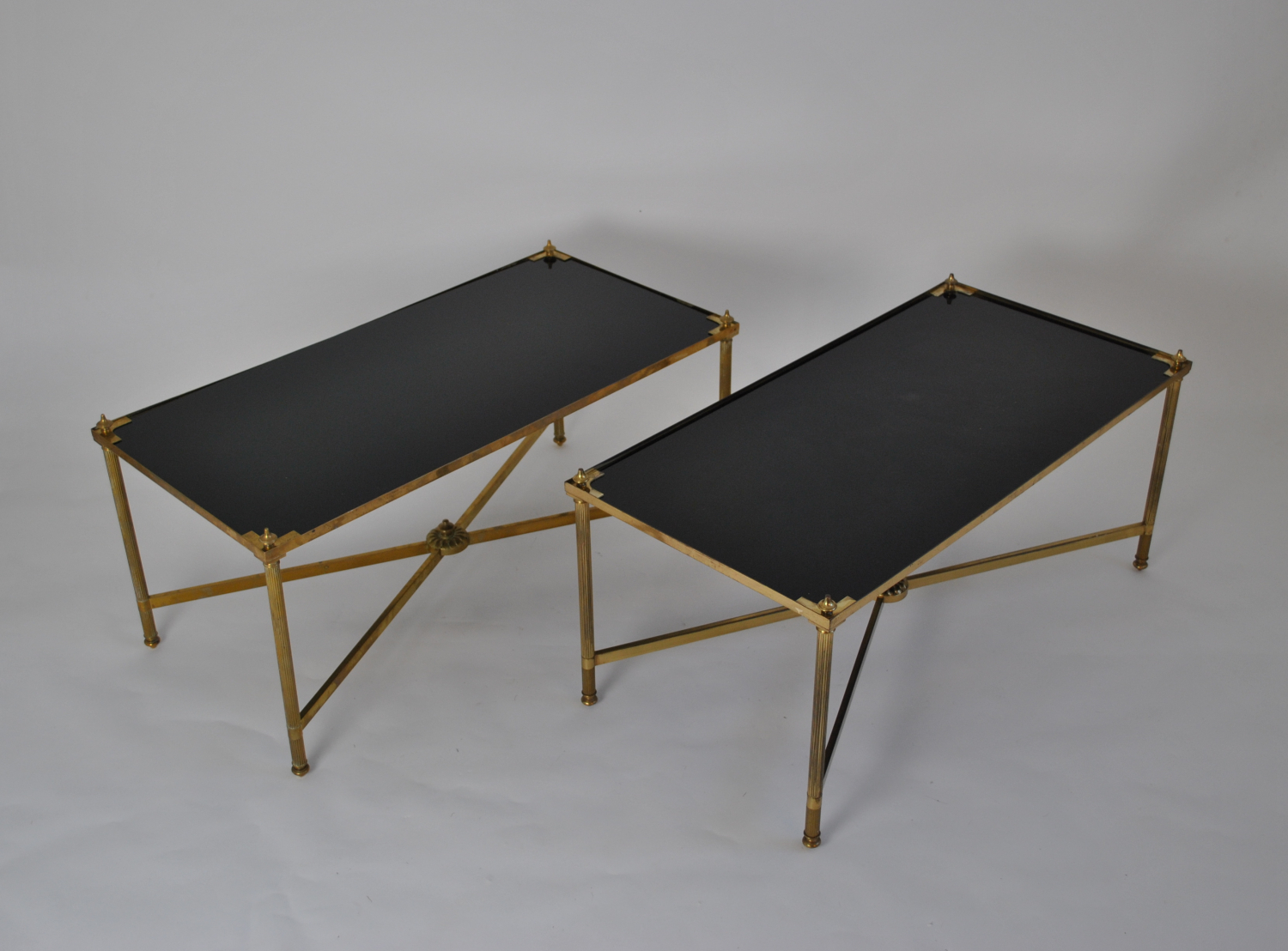 Pair of Maison Jansen Coffee Tables