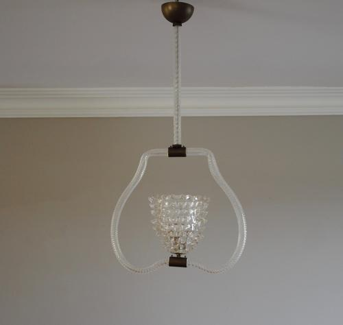 Barovier Pendant Light