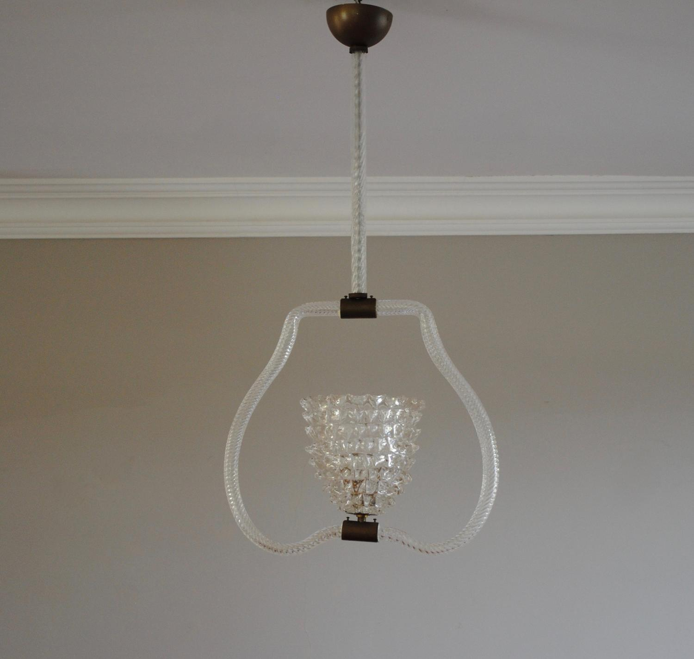 Barovier Pendant Light