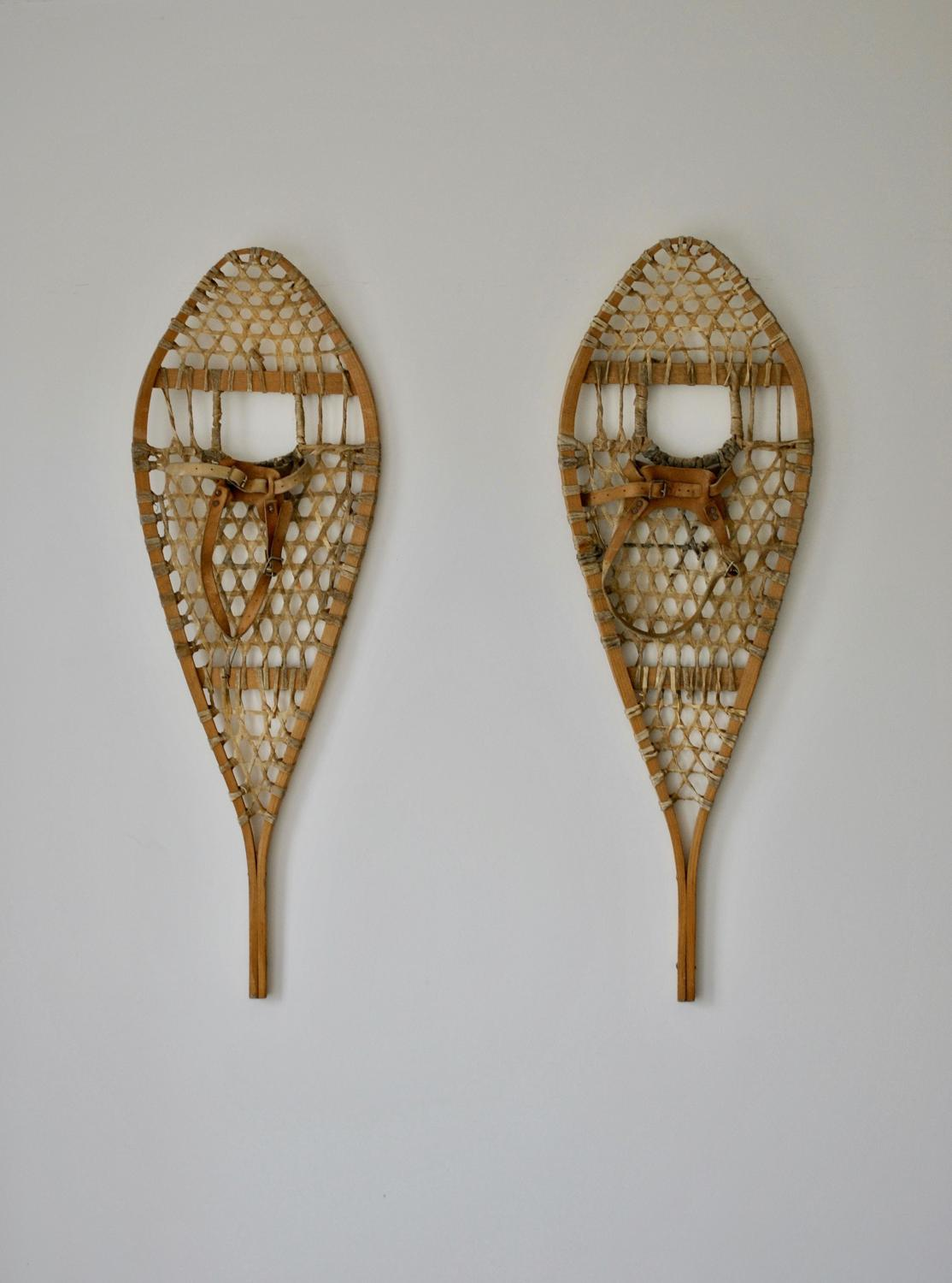 Pair of Snow Shoes