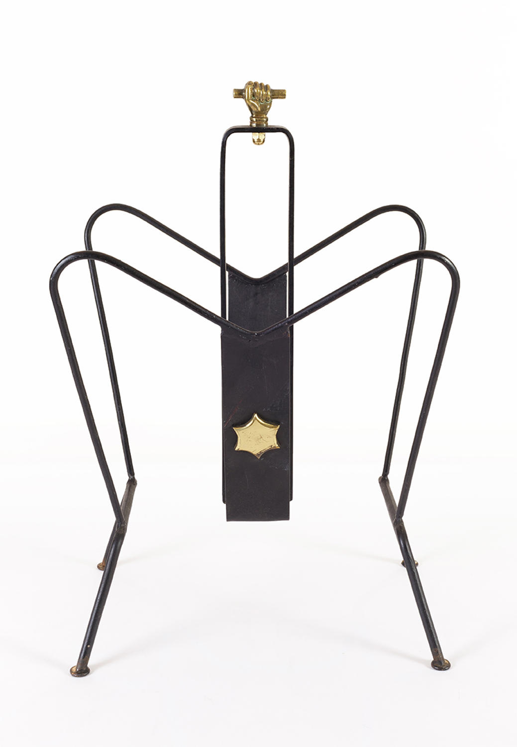 Adnet magazine rack