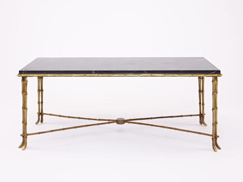 Maison Bagues Marble Coffee Table