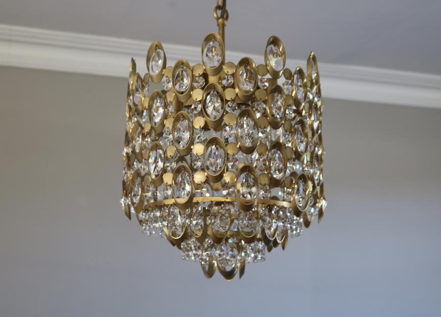 Tear Drop Ceiling Light