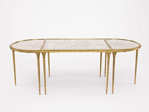 Gilt Bronze Coffee Table