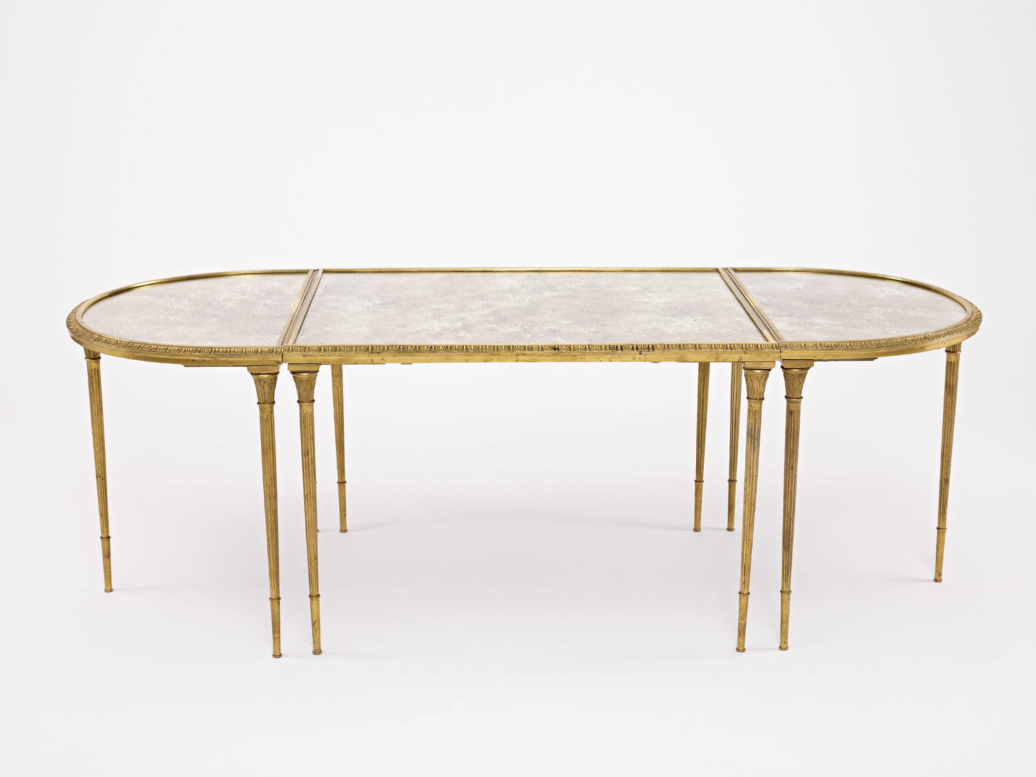 Gilt Bronze Coffee Table