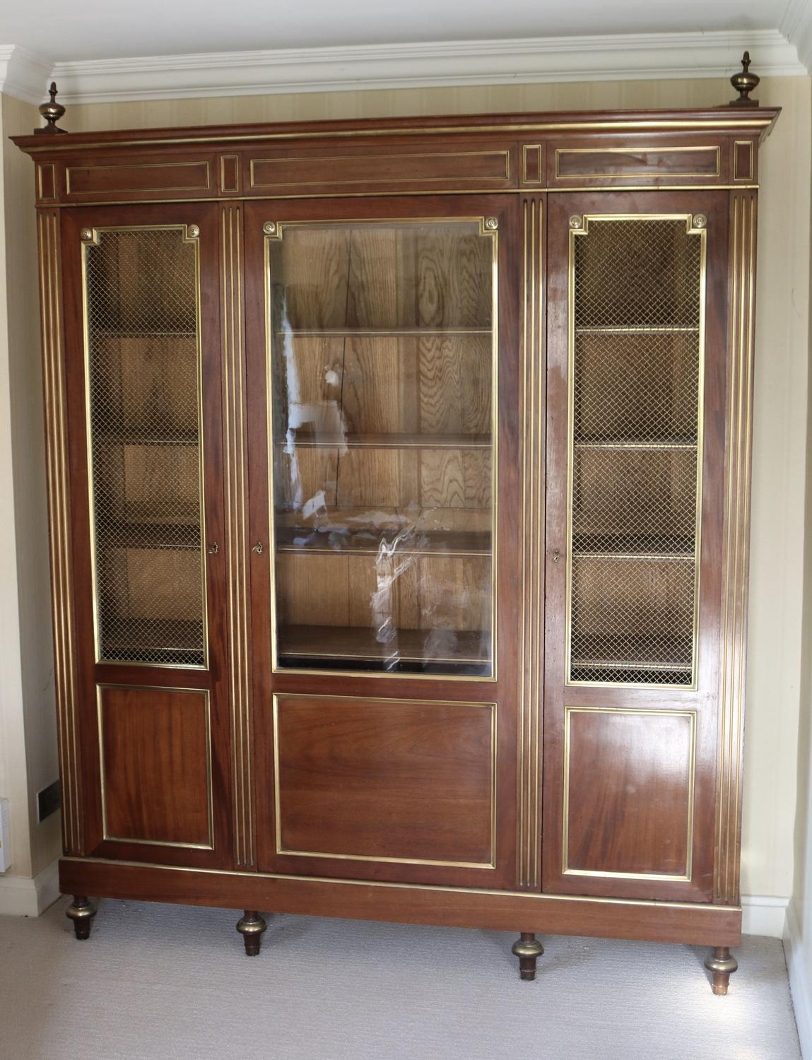 Directoire Bookcase / Library