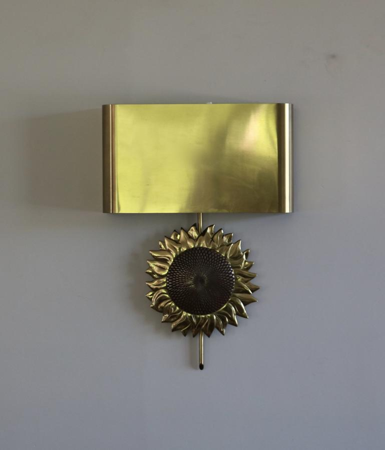 Maison Charles Sunflower Wall Light