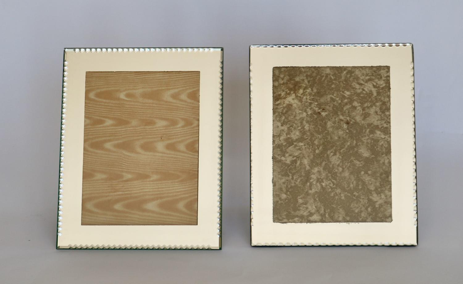 Pair of Art Deco Picture Frames