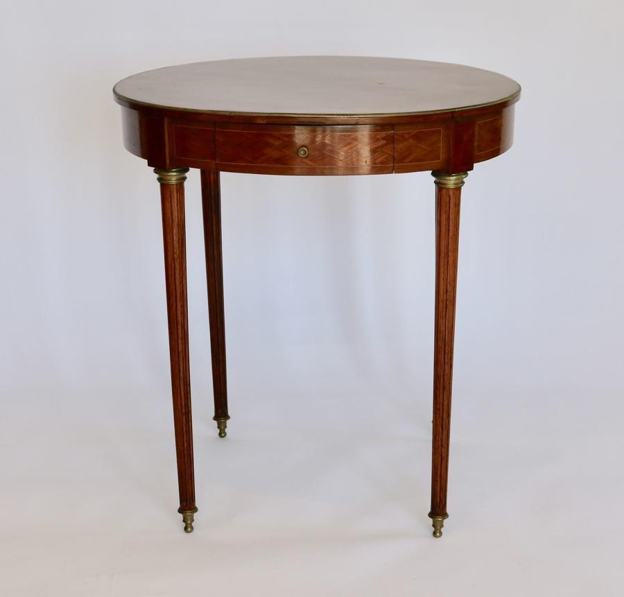 French Gueridon/ Circular Table